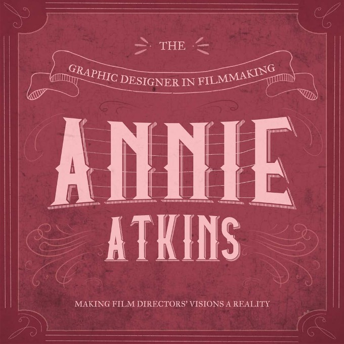 Typography Project of Annie Atkins